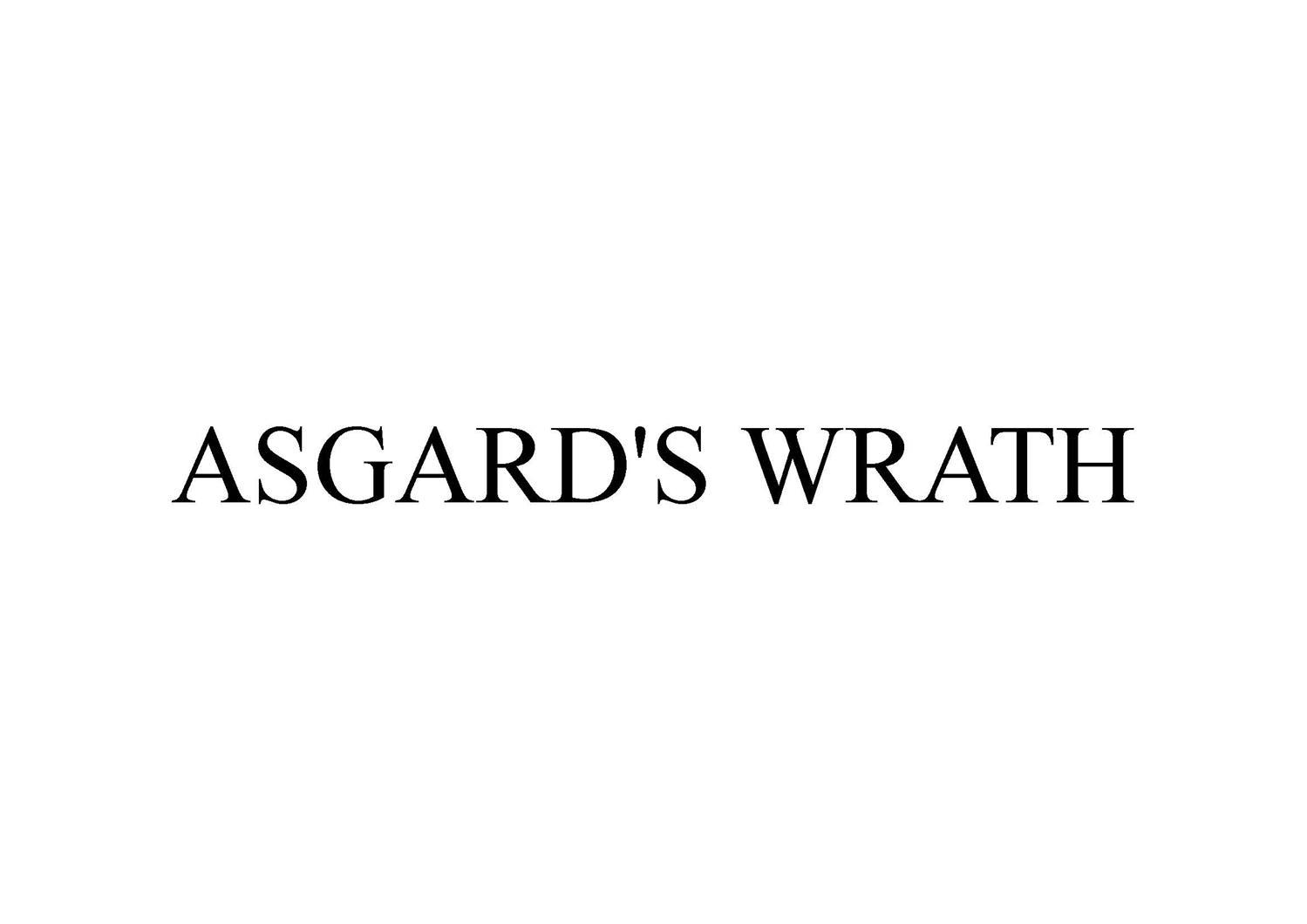 ASGARD'S WRATH 09 电子电脑 50241696