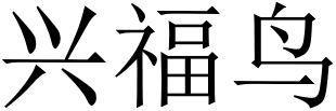 兴福鸟 30 小食配料 50752263